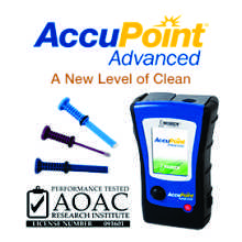 AccuPoint Advanced - ATP uređaj